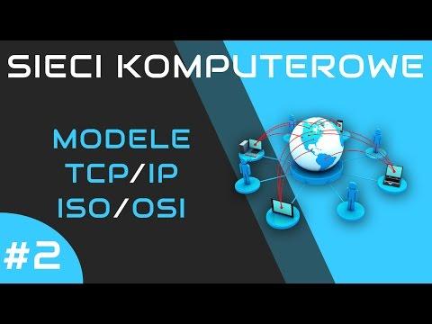 Sieci komputerowe odc. 2 - Modele ISO/OSI i TCP/IP