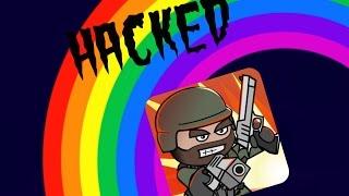 How To Download Hacked Mini Militia - | Sahad Ikr