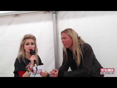 Apocalyptica interview @Sweden Rock 2017 (TotalRock)