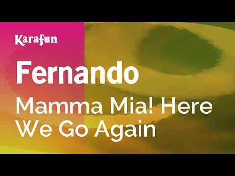 Karaoke Fernando - Mamma Mia! Here We Go Again *