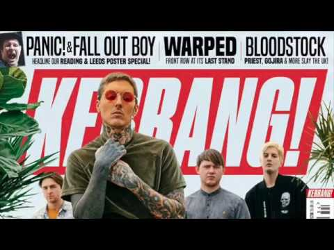 Kerrang! Magazine (Bring Me The Horizon) feat. MANES