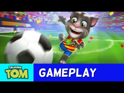 My Talking Tom – Football Fun NEW UPDATE