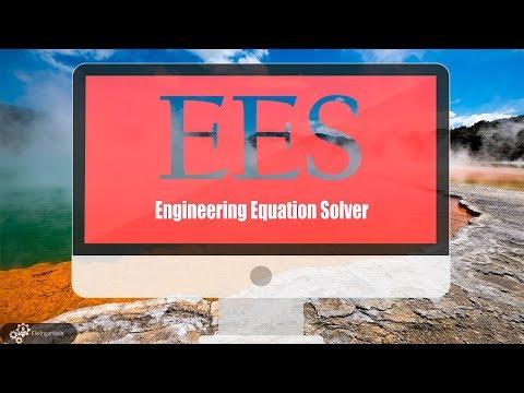 Ejercicio Resuelto Ciclo de Refrigeracion Simple por EES | FRIO INDUSTRIAL from YouTube · Duration:  14 minutes 26 seconds