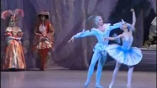 sleeping beauty ballet Академия балета waltz blue bird