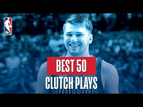 NBA's Best 50 Clutch Plays | 2018-19 NBA Regular Season
