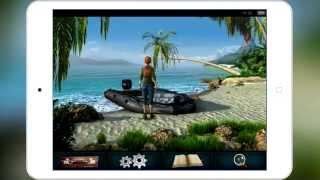 Secret Files Sam Peters видео геймплея (gameplay) HD качество