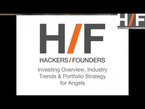Angel Investor Webinar - Jonathan Nelson, H/F CEO - 6/21/16