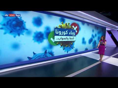 وباء كورونا .. الخطأ والصواب  - نشر قبل 4 ساعة