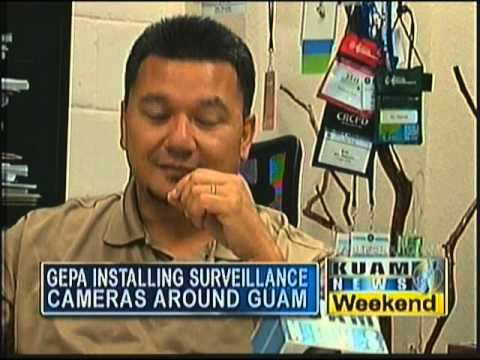Guam EPA installing surveillance cameras around the island