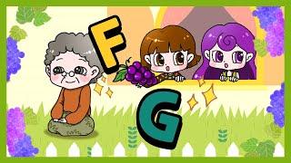 ABC 알파벳 송 노래 배우기 |FG| Alphabel…