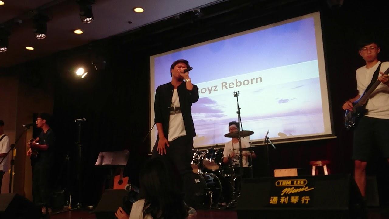 Boyz ReBorn/Eddie Sir 給青春的你 6/8/2017 @PassionMusic夢想家3週年音樂會-MegaBox通利演奏廳 #少年不變樣#黑仔飛行日記 ...