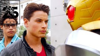 Power Rangers | Megaforce and Robo Knight – Working together!