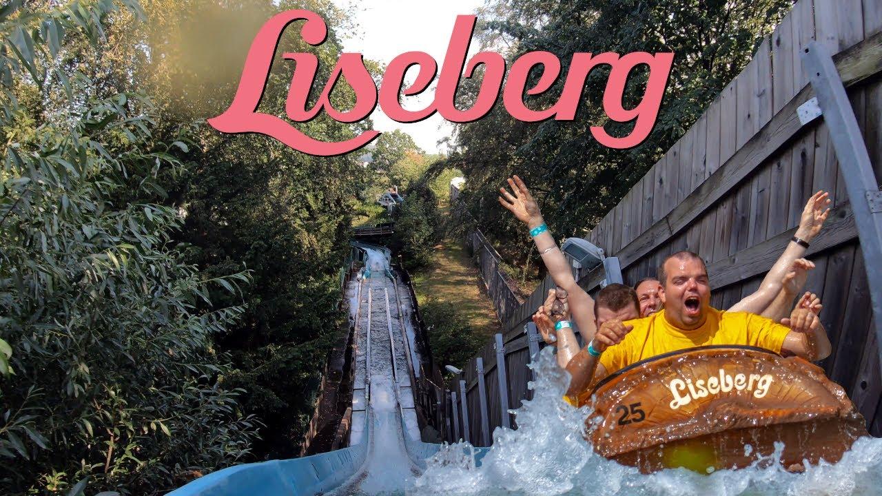Flume Ride On-Ride POV 4K | Liseberg