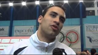 22-03-2015: Exprivia NelDiritto Molfetta, Maurice Torres dopo la vittoria con Ravenna