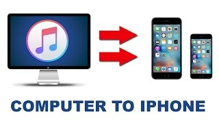Video How to transfer music from computer to iPhone download MP3, 3GP, MP4, WEBM, AVI, FLV Agustus 2018
