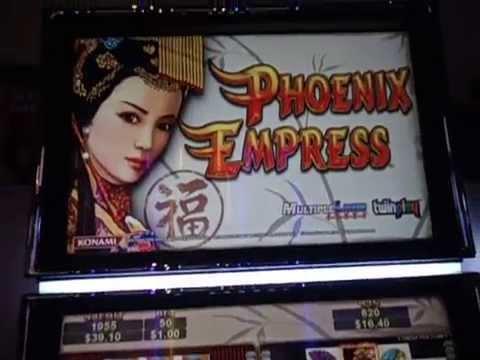 Phoenix Empress 2c slot