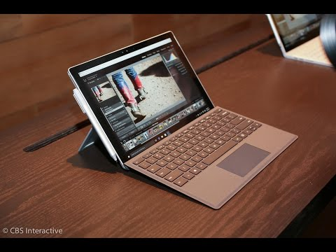 Microsoft Surface Pro Official Video