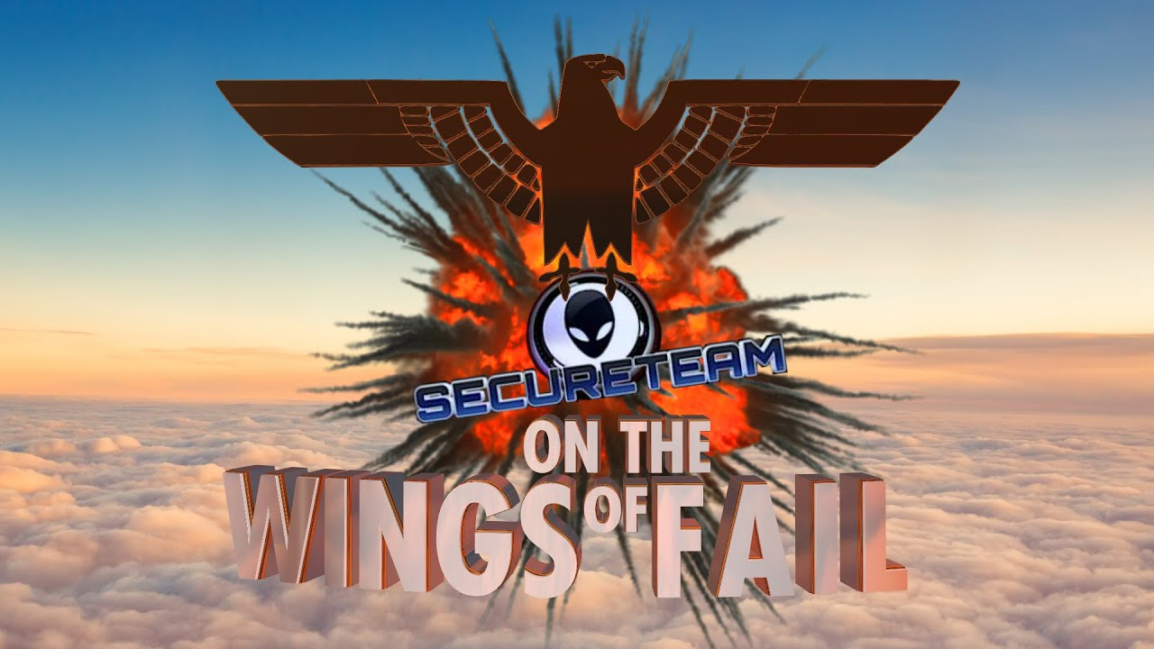 On The Wings of Fail - Secureteam10 - By UFOTheater