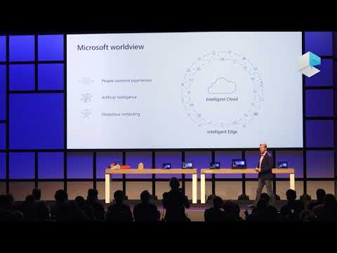 Microsoft IFA 2018 - Windows 10 October 2018 Update