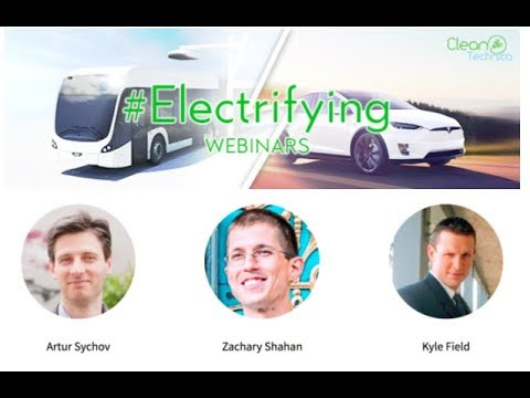 CleanTechnica #Electrifying Webinar: Electric Car Charging In The City