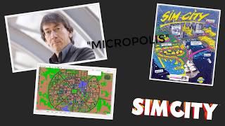 A HISTÓRIA DO SIMCITY - RHISTORY 001