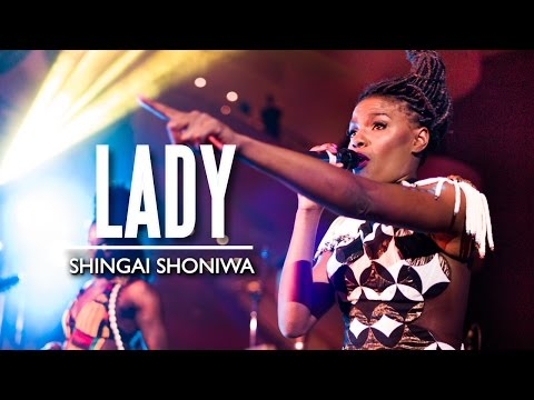 """Lady"" - Shingai Shoniwa (Felabration 2015)"
