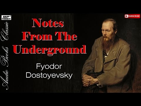 Audiobook: Notes from Underground by Fyodor Dostoyevsky | Full Version | Audio Books Classic 2