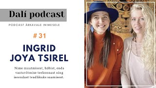 "#31 DALÍ PODCAST: Ingrid Joya Tsirel ""Elu on mäng!"""