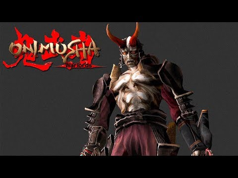 ONIMUSHA: Warlords (PS4/XB1/PC/Switch) - Announcement Trailer @ 1080p HD ✔