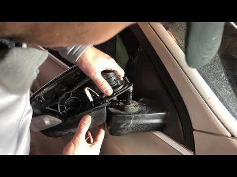 2012 Volvo XC60 Folding Mirror Fix