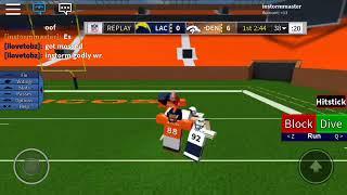 Roblox| Legendary Football Highlights on iOS!