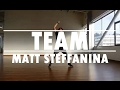 TEAM - Krewella Dance Cover | @MattSteffanina Choreography