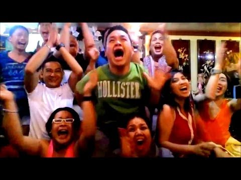Greatest Fan Reactions Compilation Miss Universe 2013