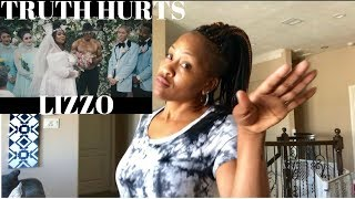 TRUTH HURTS|LIZZO|Official Video|Monroe Reacts