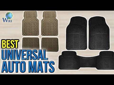 8 Best Universal Auto Mats 2017