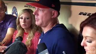 As Astros cope with injuries, A.J. Hinch insists 'the sky is not falling'
