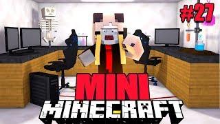 ICH KOPIERE ISY's KÖRPER?! - Minecraft MINI #27 [Deutsch/HD]