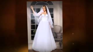 Свадебные платья от DanaMarya европейская коллекция