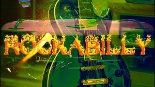 Primitive Rockabilly Instrumental. E. Jones & V. Dickerson - Baby I don