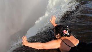 Водопад Виктория   Купель Дьявола