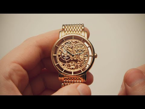 How Does An Automatic Watch Work? - Patek Philippe 5180 | Wa
