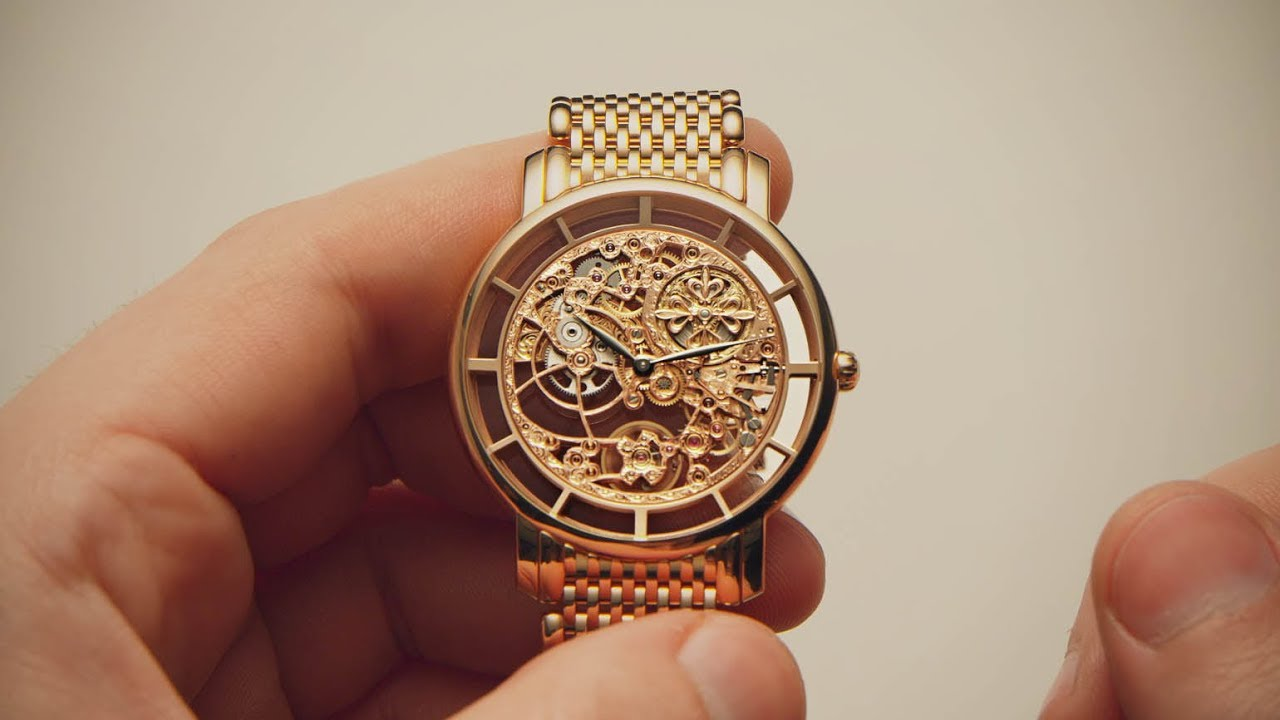 How Does An Automatic Watch Work? - Patek Philippe 5180 ...
