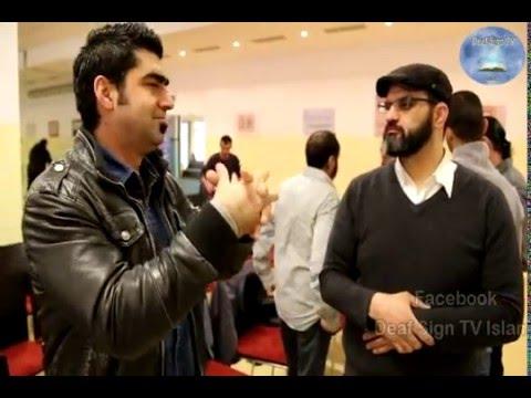 25--27.03.2016  International Deaf Islam DITIP Moqsue in Duisburg