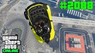 GTA 5 ONLINE Ich will wie eine Rakete starten #2088 Let`s Play GTA V Online PS4 2K