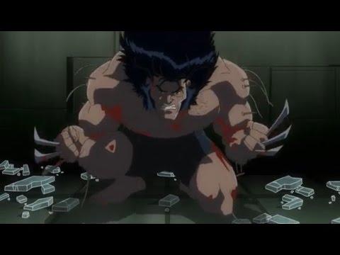 Hulk vs Wolverine-Weapon X flashback scene