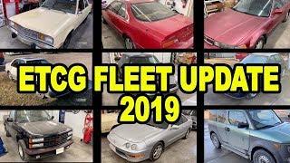Etcg Vehicle Fleet Update 2019