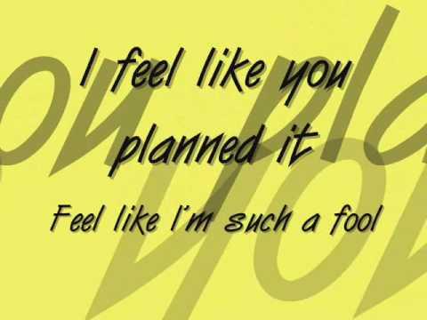 Stranded by Amy Pearson w/lyrics
