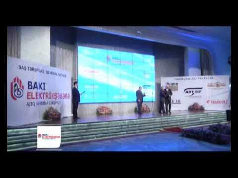 BTRIB - Caspian Energy Integration Award 2013