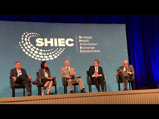 HIE & Payer Collaboration Panel #SHIEC19