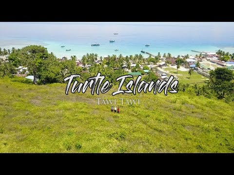 TRAVEL MINDANAO | TURTLE ISLANDS, TAWI TAWI by Pio SD